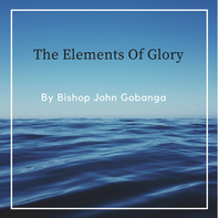 The Elements Of Glory Part One By Bishop John Gobanga
