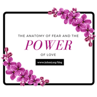 The anatomy of fear and the power of love
